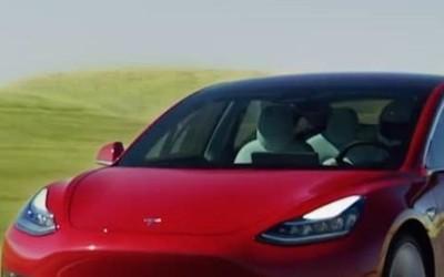 中國制造Model 3于5月31日開啟預訂 售價即將揭曉