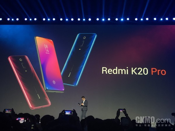 Redmi K20 Pro正式发布:首款骁龙855旗舰2499元起
