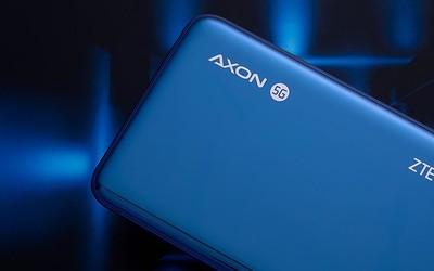 高顏值5G新旗艦降臨 中興天機Axon 10 Pro現貨熱銷中
