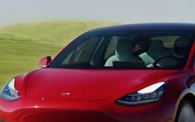 預訂開放3分鐘國產Model 3完成第一單 網友吐槽定價高