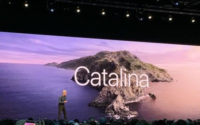 macOS Catalina发布 iTunes被拆分/iPad可做副屏使用
