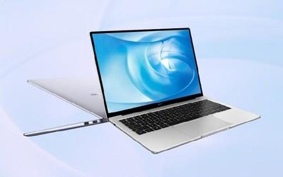 HUAWEI MateBook 14皓月银首销 2K屏/一碰传/5699起