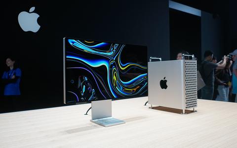 全新Mac Pro现场图赏:六年等待换来最强工作站