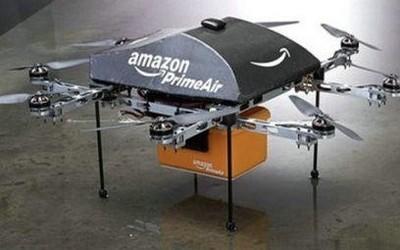 亚马逊推Prime Air送货无人机 或数月内开展送货服务