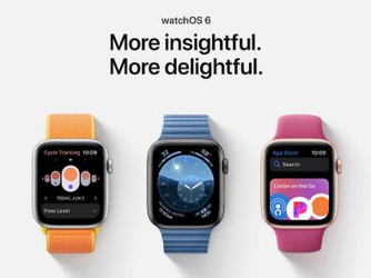别再只关心新表盘 watchOS 6可以让生活变得更精致