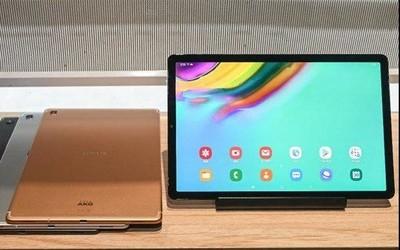 三星平板Galaxy Tab S5e预约开启 发售当日立减100元