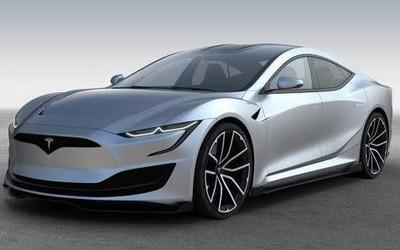 特斯拉Model S运动版曝光 设计更加激进/续航约644km