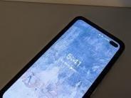 """疑似谷歌Pixel 4工程机曝光:""""药丸""""挖孔屏/骁龙855"""