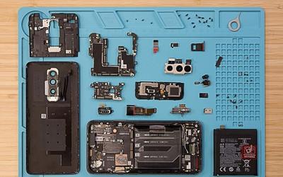 一加7 Pro拆机解析:内外兼修 树立旗舰手机新标杆