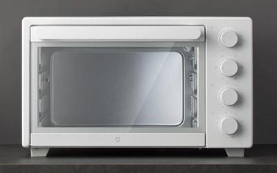 小米米家电烤箱上架:32L容积/上下独立控温售299元
