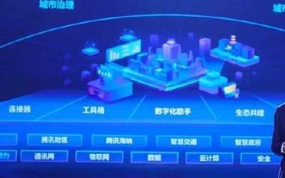 辽宁省与腾讯签署战略合作协议 打造智慧城市/数字政府