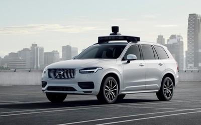 沃尔沃优步合推沃尔沃XC90 有望实现自动驾驶拼车