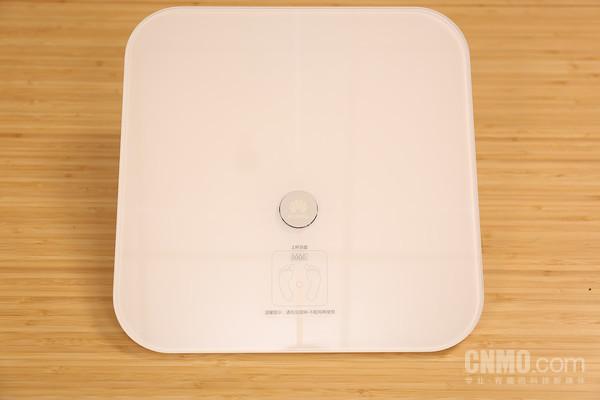 华为智能体脂秤WiFi版体验 充分了解自我有它就够了