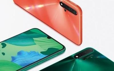 華為nova 5 Pro開啟預定:四種絢麗配色/訂金50抵100