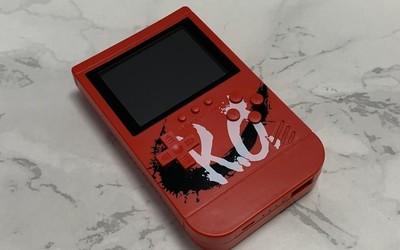 回忆过去的美好游戏时光 你可能需要这款游戏机充电宝