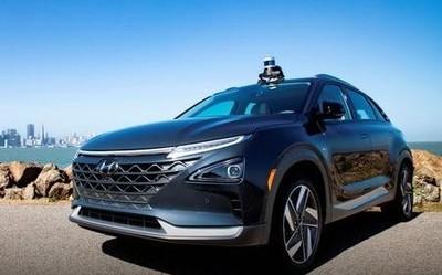 现代汽车集团投资美国自动驾驶公司Aurora Innovation