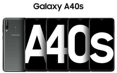 5000mAh大电池后置三摄仅售千元 三星A40s不容错过