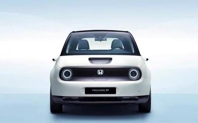 本田Honda e量产版更多细节曝光 30分钟可充电80%