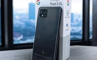 """谷歌Pixel 4 XL后置""""浴霸""""三摄?全新渲染图在网上曝光"""