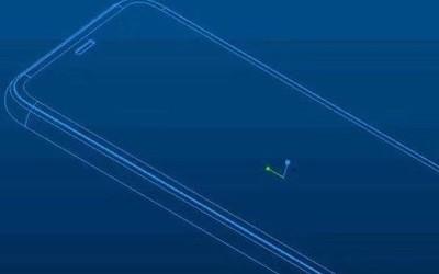 谷歌Pixel 4 XL结构设计图纸曝光 后置浴霸双摄实锤?