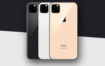 2020年iPhone渲染圖曝光 或將搭載高通5G基帶芯片