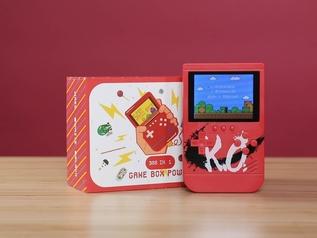 VOIA游戏机充电宝你旅途中的最佳伴侣