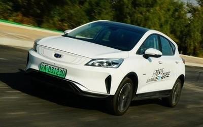 吉利速度:吉利拿下成都电动出租车大单 首批10000辆