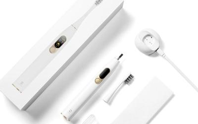 带屏幕的电动牙刷Oclean X体验 改变习惯真这么简单?