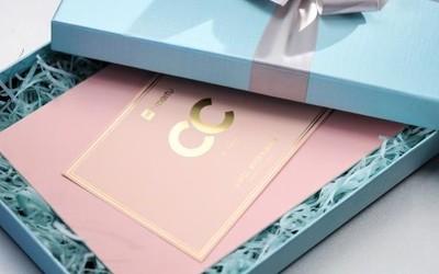 小米CC系列邀請函/包裝盒正式亮相 美術生的設計執念