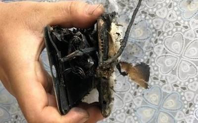 iPhone充电致起火整间房被烧毁 当事人不满苹果回复