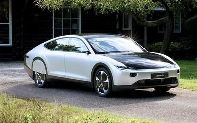 拒绝充电桩的束缚 Lightyear发布首款太阳能概念电动车