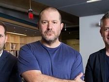 """Jony Ive:乔布斯的""""精神伴侣""""  将苹果从复兴变成伟大"""