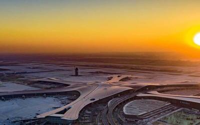 北京大興國際機場主要工程竣工!9月30日前開通運營