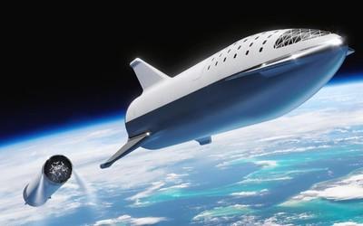 SpaceX:星际飞船和超重型火箭将于2021年商用化