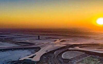 萬人5G在線不卡頓 北京聯通建大興國際機場無線專網