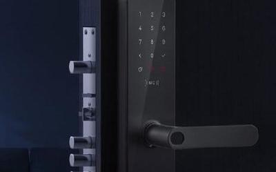 小米米家智能门锁全系直降100元 一步开锁轻松便捷