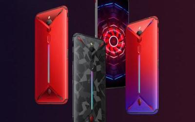 """紅魔3獲魯大師""""最強性能手機""""稱號 現在入手僅2799元"""