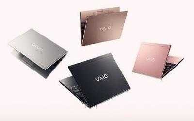VAIO SX12正式发布 轻便易携/接口丰富/五种配色可选