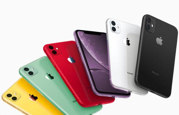 iPhone XR 2或许的色彩挑选(图源eprice)