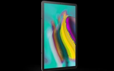 三星Galaxy Tab S6真机曝光 搭载骁龙855/后置双摄