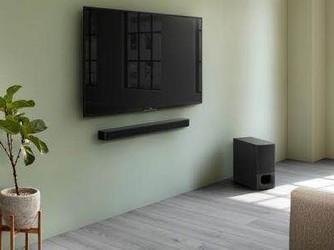 索尼回音壁HT-S350中国开售 独家黑科技打造听觉盛宴
