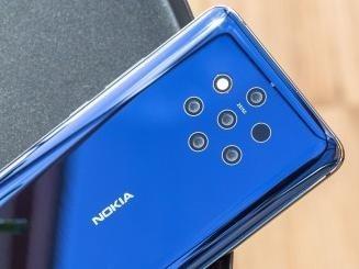 诺基亚9 Pureview印度正式上市 后置五摄售价破5000