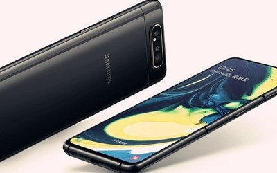 三星Galaxy A80明日开启预约 升降旋转三摄或售4000元