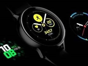 三星Watch Active 2最新渲染图曝光 ECG/跌倒检测