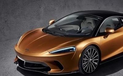 迈凯伦GT即将在中国首秀 拥有运动基因的豪华GT跑车