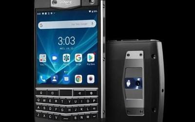 Unihertz发布新款三防键盘手机 外形硬朗酷似黑莓