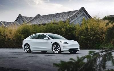 特斯拉多款車型價格變動 國內Model 3最高降3.31萬元