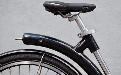 Byar Bicycle推首款自动充电电动自行车 售价4000美元