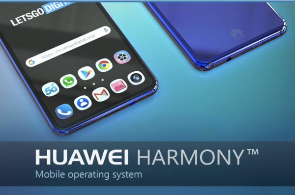 """华为""""Harmony""""商标"""