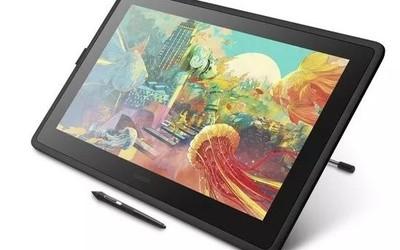 Wacom推出新品Cintiq 22 搭配最新Pro Pen 2手写笔